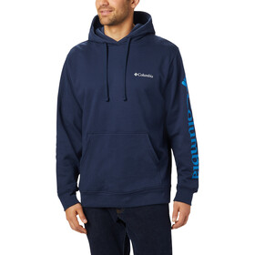 Columbia Viewmont II Sleeve Graphic Hoodie Men collegiate navy